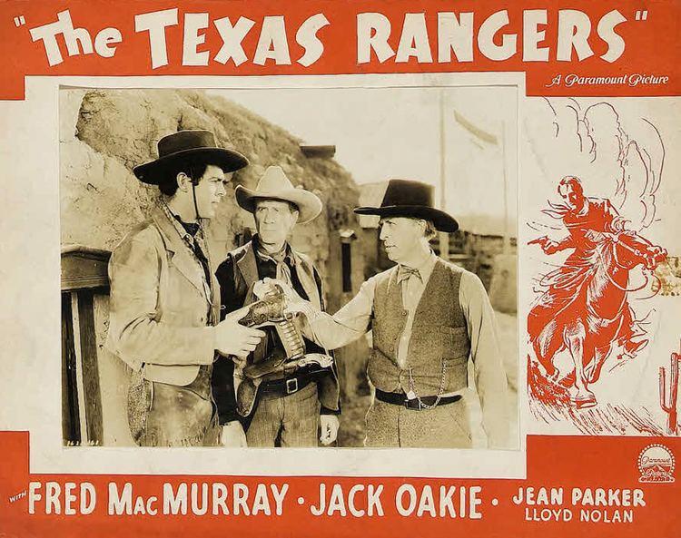 Happyotter THE TEXAS RANGERS 1936