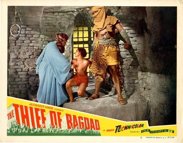 The Thief of Baghdad (1961 film) The Thief of Bagdad 1961 film Alchetron the free social