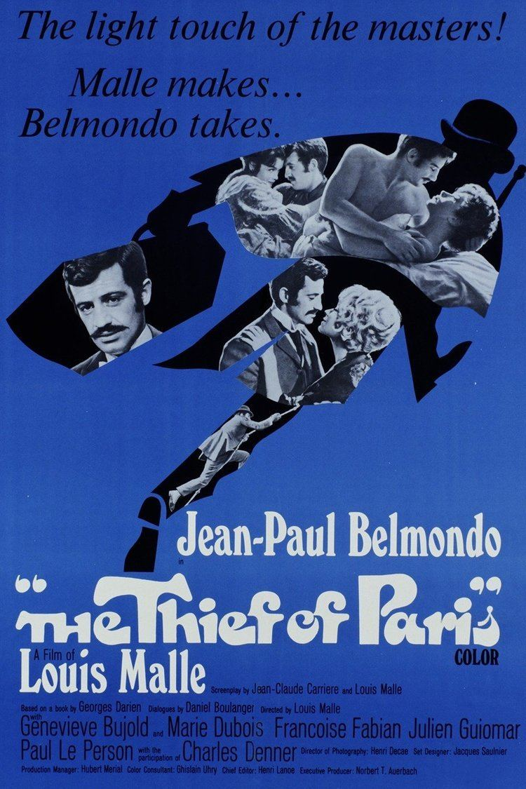 The Thief of Paris wwwgstaticcomtvthumbmovieposters10528p10528