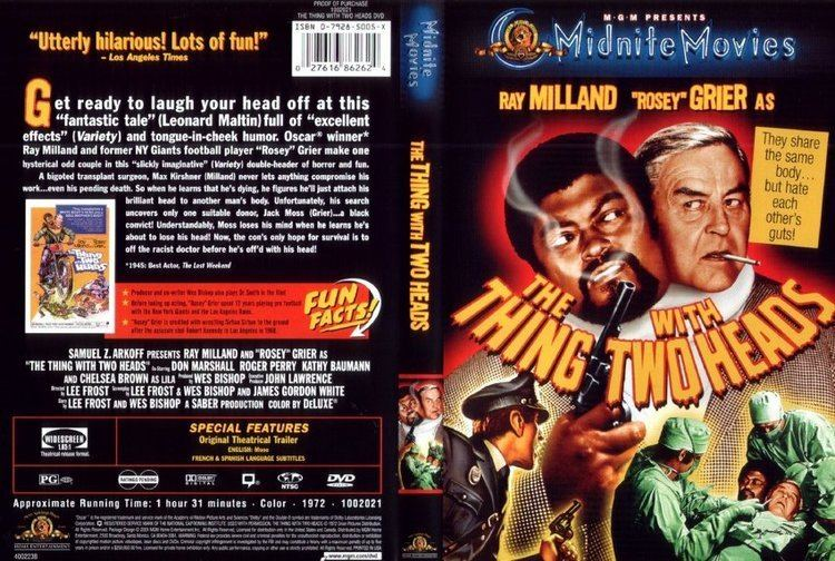 The Thing with Two Heads The Thing with Two Heads 1972