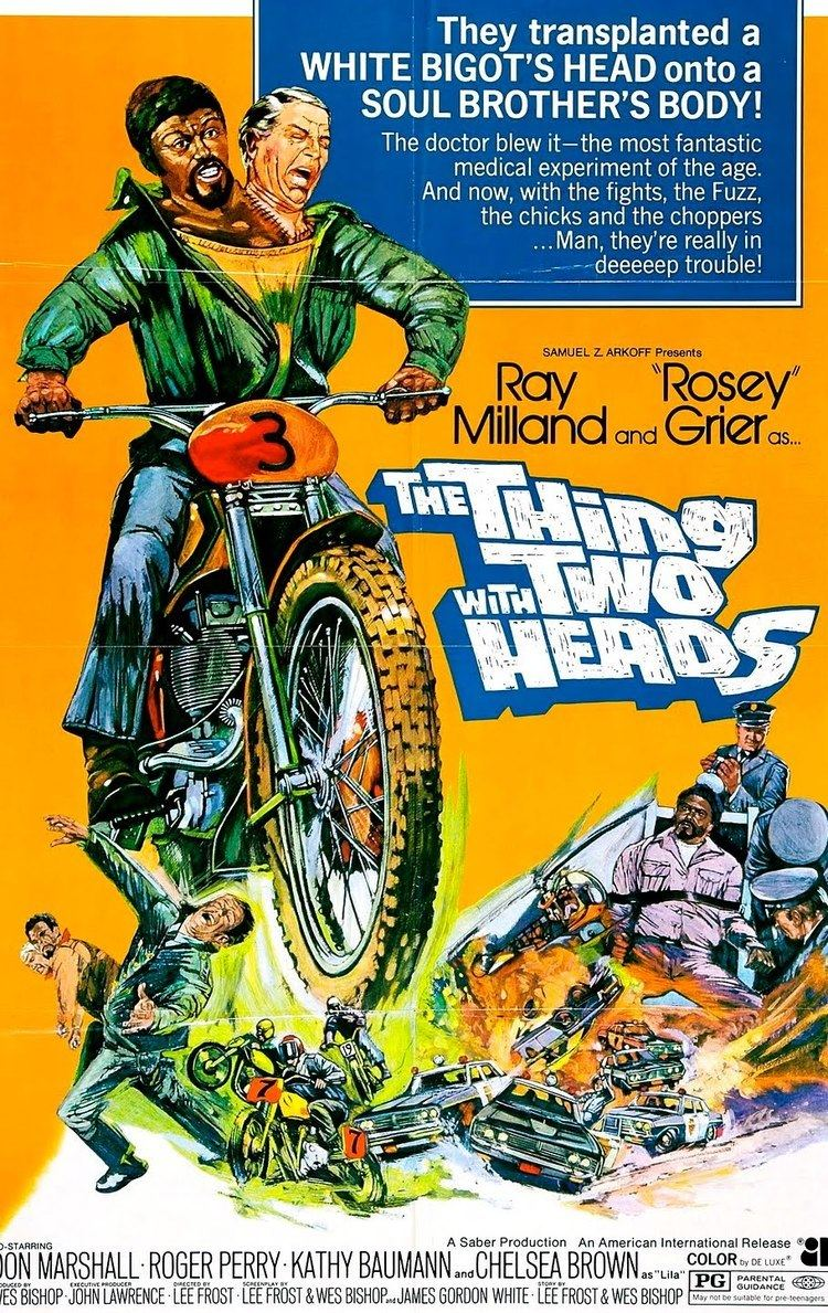 The Thing with Two Heads The Thing with Two Heads 1972 YouTube