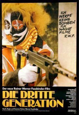 The Third Generation (1979 film) The Third Generation 1979 film Wikipedia