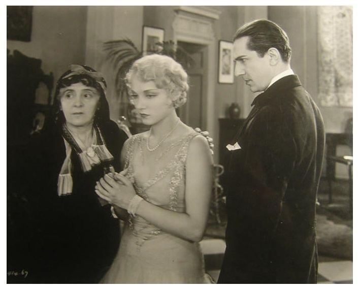 The 13th Chair MetroGoldwynMayer 1929 The Bela Lugosi Blog