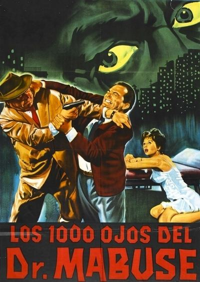 The Thousand Eyes of Dr. Mabuse Download Die 1000 Augen des Dr Mabuse The Thousand Eyes of Dr