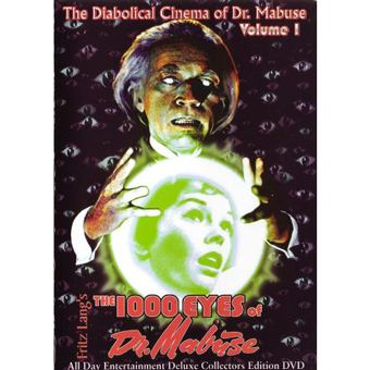 The Thousand Eyes of Dr. Mabuse Savant Preview Review The 1000 Eyes of Dr Mabuse