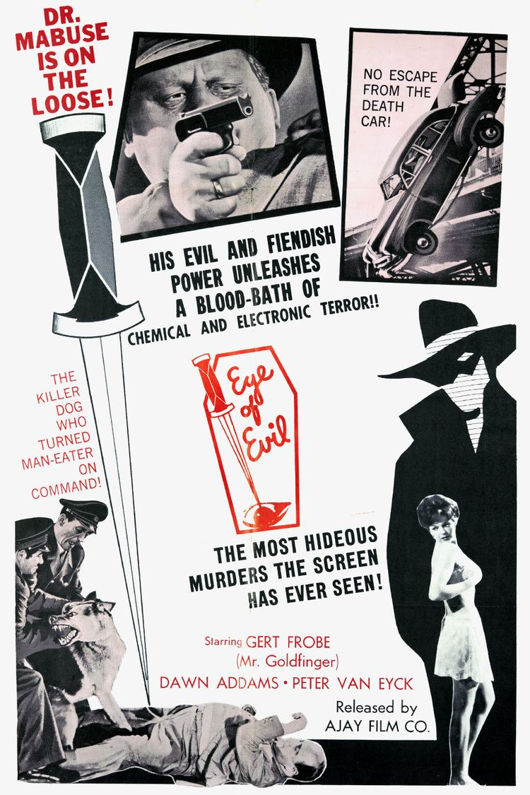 The Thousand Eyes of Dr. Mabuse wwwgstaticcomtvthumbmovieposters4633p4633p
