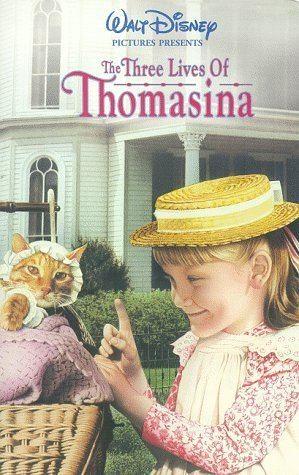 The Three Lives of Thomasina Amazoncom Three Lives of Thomasina VHS Patrick McGoohan Susan