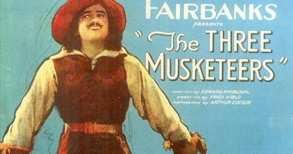 The Three Musketeers (1921 film) A Mythical Monkey writes about the movies The Three Musketeers