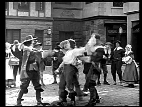 The Three Musketeers (1921 film) THE THREE MUSKETEERS 1921 Douglas Fairbanks YouTube