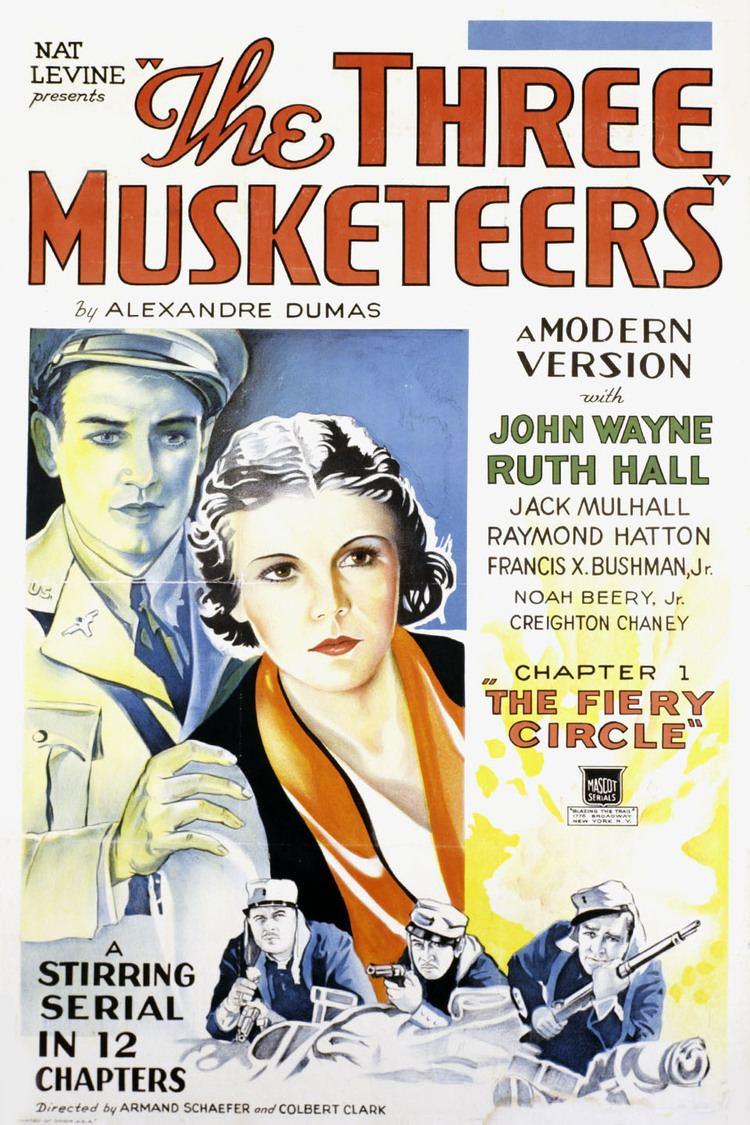 The Three Musketeers (1933 serial) wwwgstaticcomtvthumbmovieposters6706p6706p