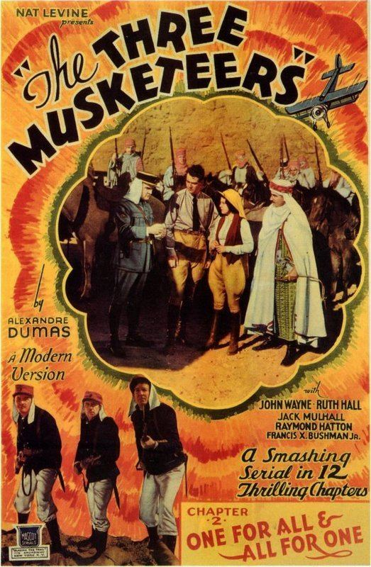 The Three Musketeers (1933 serial) The Three Musketeers 1933