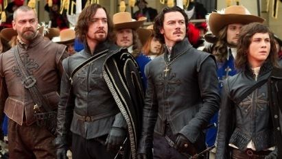 The Three Musketeers and Other Classic Reenvisioned Classics