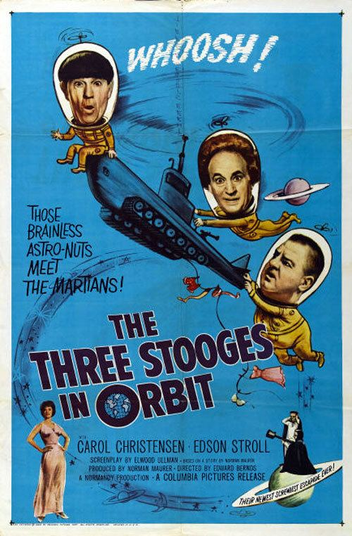The Three Stooges in Orbit The Three Stooges in Orbit Edward Bernds 1962 SciFiMovies