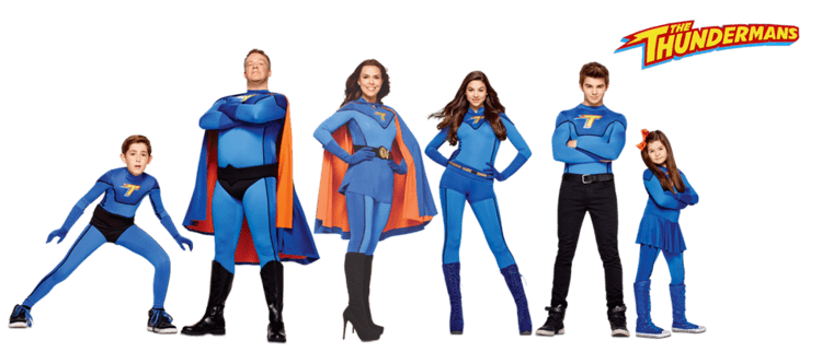 The Thundermans YTV Shows The Thundermans YTVcom