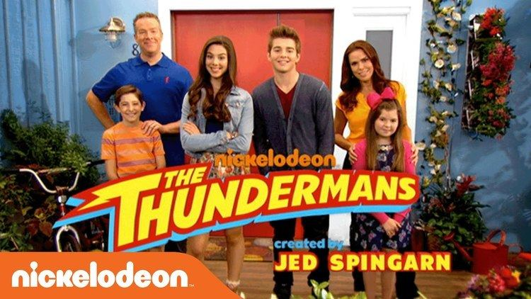 The Thundermans The Thundermans Official Theme Song Nick YouTube