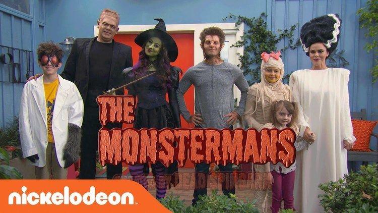 The Thundermans The Thundermans Monstermans Opening Theme Song Nick YouTube