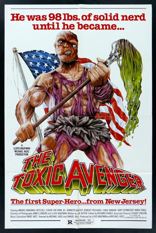 The Toxic Avenger (film) Conrad Vernon To Direct Toxic Avenger Remake Bleeding Cool News