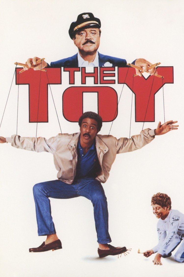 The Toy (1982 film) wwwgstaticcomtvthumbmovieposters6306p6306p