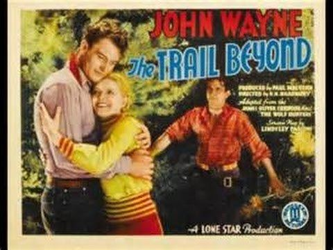The Trail Beyond The Trail Beyond 1934 John Wayne Full Movie YouTube
