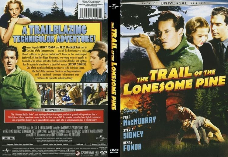 The Trail of the Lonesome Pine (1936 film) Happyotter THE TRAIL OF THE LONESOME PINE 1936