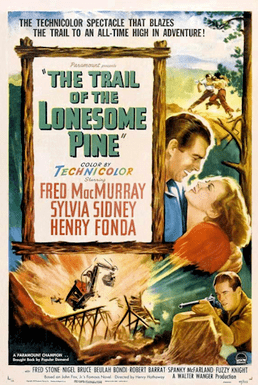 The Trail of the Lonesome Pine (1936 film) The Trail of the Lonesome Pine 1936 film Wikipedia