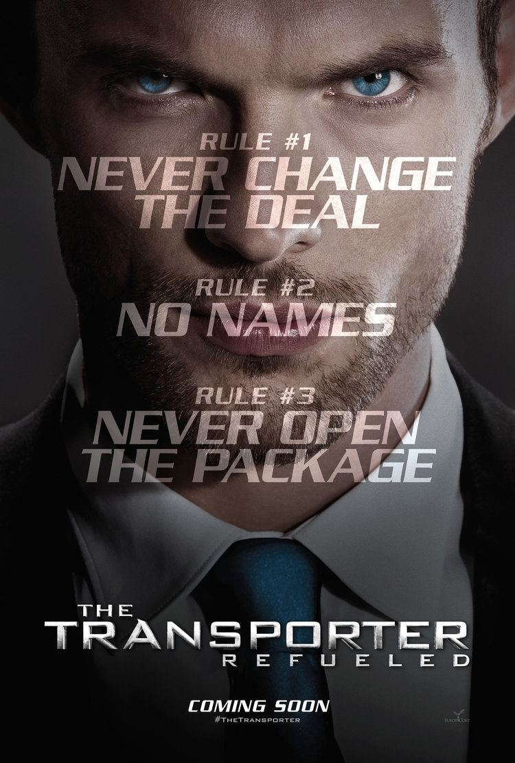 The Transporter Refueled The Transporter Refueled Trailer Needs to Drive off a Cliff Collider