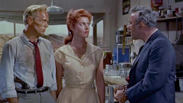 The Trap 1959 Norman Panama Richard Widmark Lee J Cobb Tina