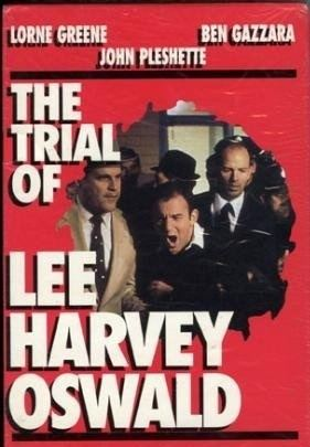 The Trial of Lee Harvey Oswald (1964 film) DVPs JFK ARCHIVES THE TRIAL OF LEE HARVEY OSWALD 1964