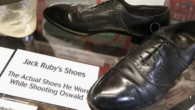 The Trial of Lee Harvey Oswald movie scenes Jack Ruby Kills Lee Harvey Oswald