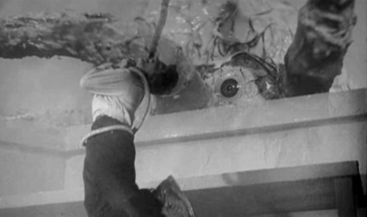 The Trollenberg Terror The Trollenberg Terror 1958 kalafudras Stuff