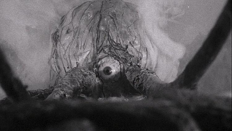 The Trollenberg Terror The Trollenberg Terror aka The Crawling Eye 1958 HORRORPEDIA
