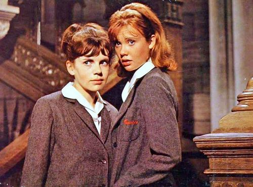 The Trouble with Angels (film) The Trouble With Angels 1966 Christina Wehner