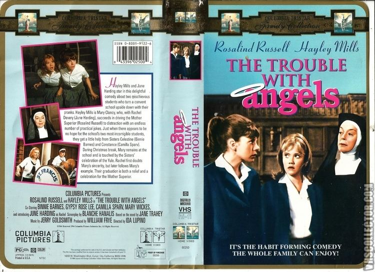The Trouble with Angels (film) The Trouble With Angels VHSCollectorcom Your Analog Videotape