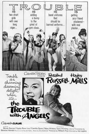 The Trouble with Angels (film) t2gstaticcomimagesqtbnANd9GcSrFy9PslQ0yLtr4t