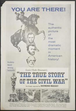 The True Story of the Civil War movie poster