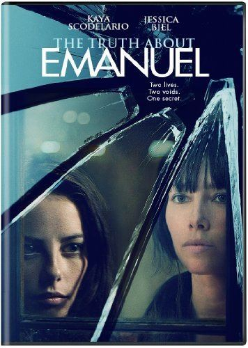 The Truth About Emanuel Amazoncom The Truth About Emanuel Jessica Biel Kaya Scodelario