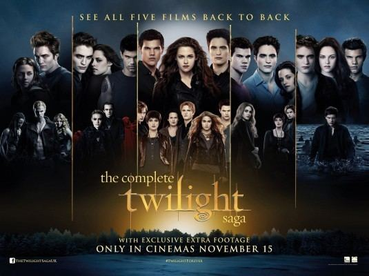 The Twilight Saga: Breaking Dawn – Part 2 The Twilight Saga Breaking Dawn Part 2 Movie Poster 5 of 11