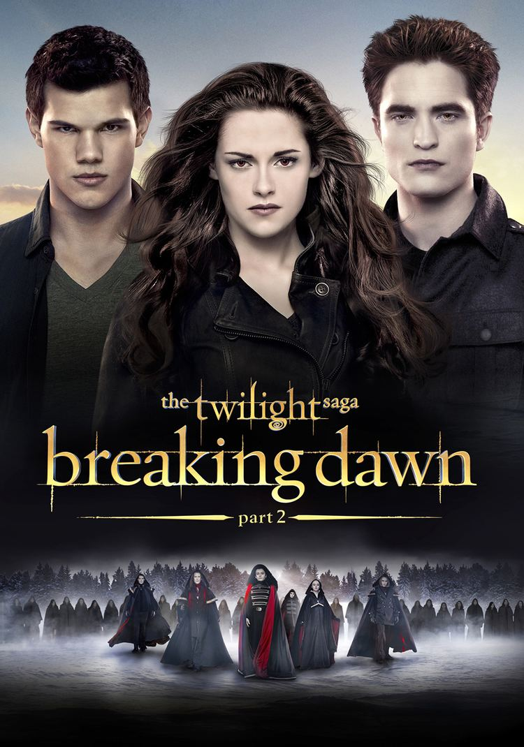 The Twilight Saga: Breaking Dawn – Part 2 The Twilight Saga Breaking Dawn Part 2 Movie fanart fanarttv