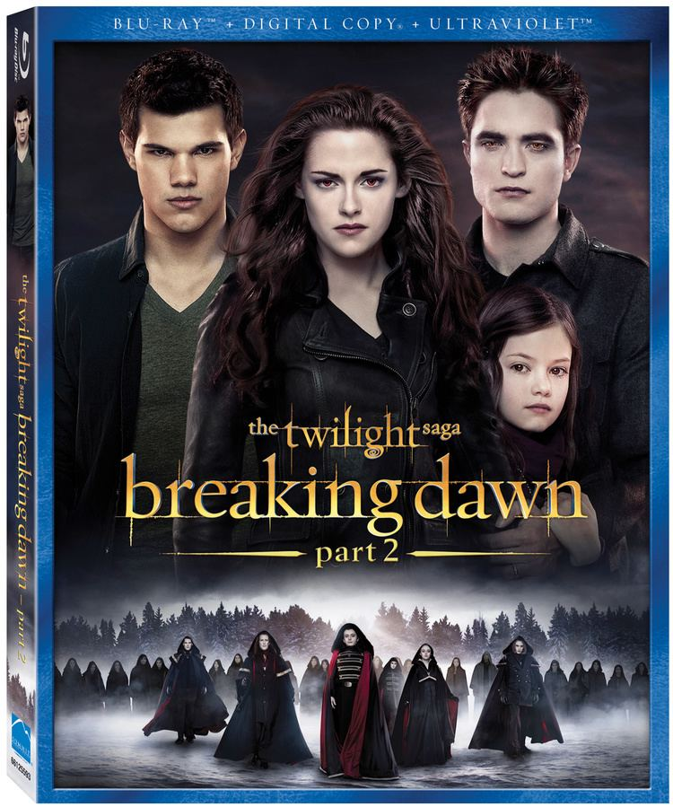 The Twilight Saga: Breaking Dawn – Part 2 THE TWILIGHT SAGA BREAKING DAWN PART 2 Bluray Released March 2nd