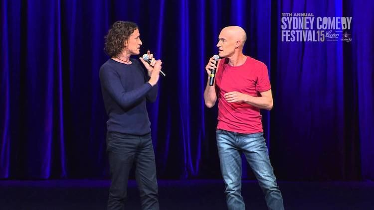The Umbilical Brothers The Umbilical Brothers Sydney Comedy Festival 2015 YouTube