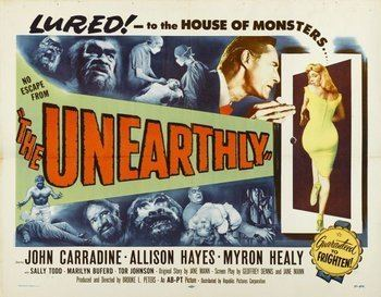 The Unearthly The Unearthly Film TV Tropes