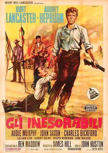 The Unforgiven (1960 film) The Unforgiven Movie Poster 3 of 6 IMP Awards