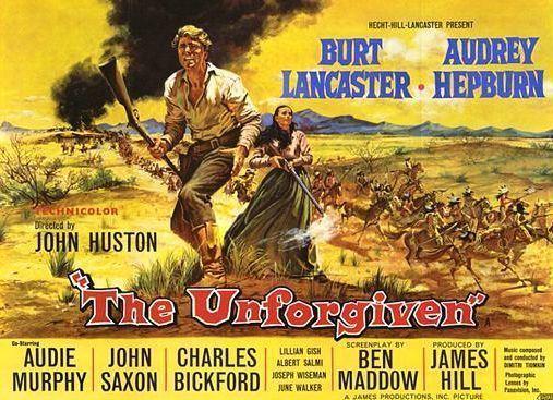 The Unforgiven (1960 film) The Unforgiven 1960