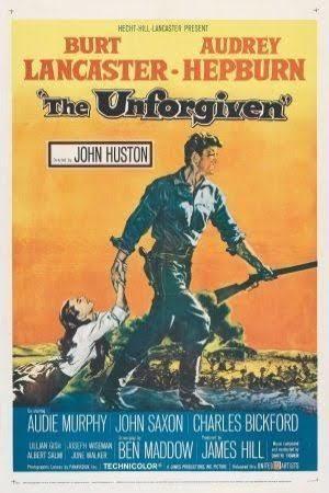 The Unforgiven (1960 film) t3gstaticcomimagesqtbnANd9GcQ7N38YUT0ndjjX42