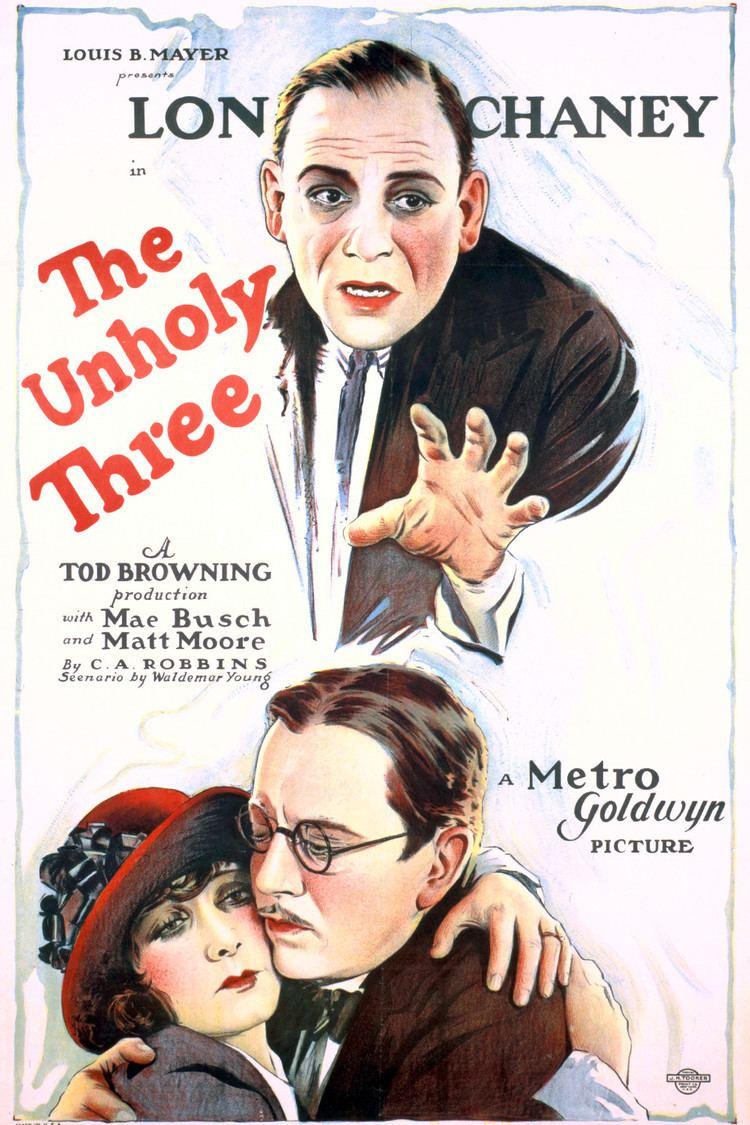 The Unholy Three (1925 film) wwwgstaticcomtvthumbmovieposters19777p19777