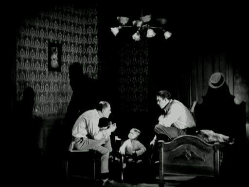 The Unholy Three (1925 film) Disguised Identity The Unholy Three 1925 Reel Distracted