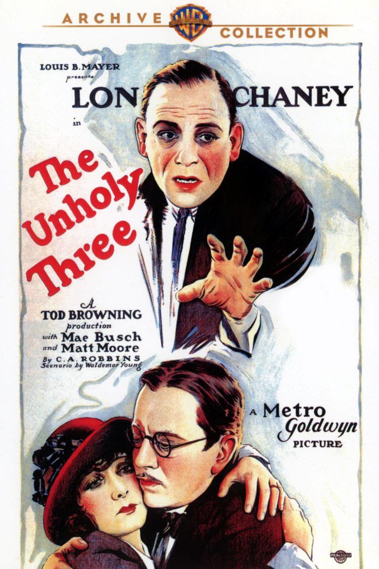 The Unholy Three (1930 film) wwwgstaticcomtvthumbdvdboxart7717p7717dv8