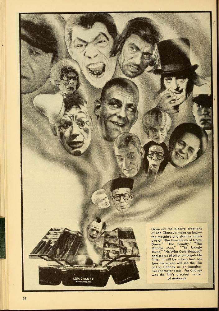 The Unholy Three (1930 film) The Unholy Three 1930 Review with Lon Chaney and Lila Lee Pre