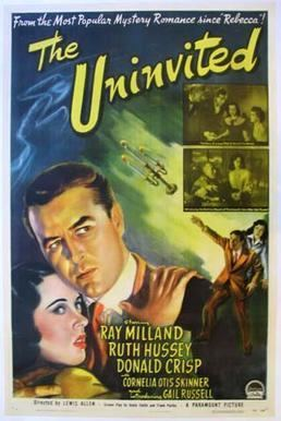 The Uninvited (1944 film) The Uninvited 1944 film Wikipedia
