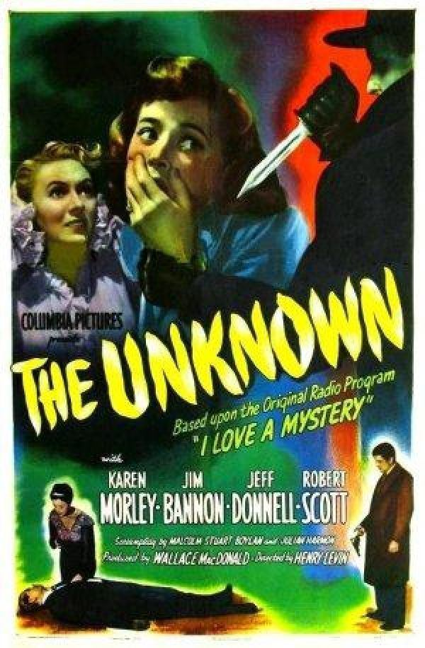 Lauras Miscellaneous Musings Tonights Movie The Unknown 1946